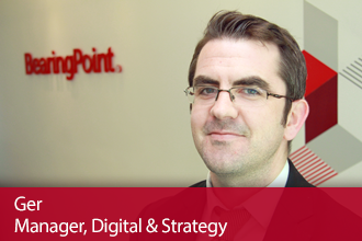 BearingPoint Experienced Hires – Meet Ger, Manager