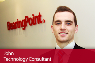 BearingPoint Graduate Hires – Meet John, Technology Consultant